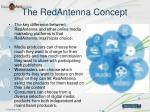 the redantenna concept6