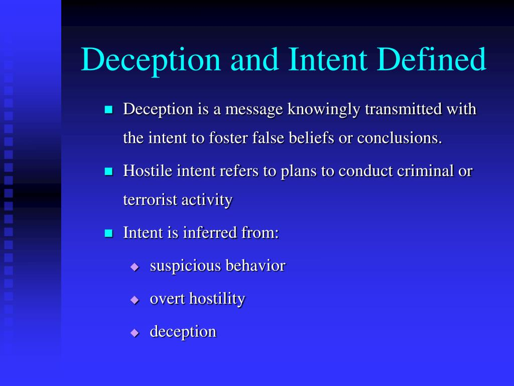 a belief in false conclusions