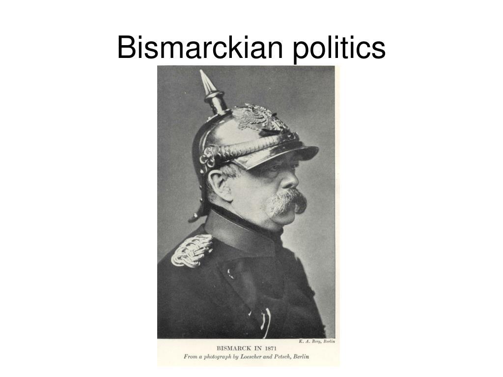 bismarckian politics l.