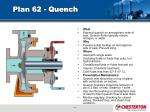 plan 62 quench