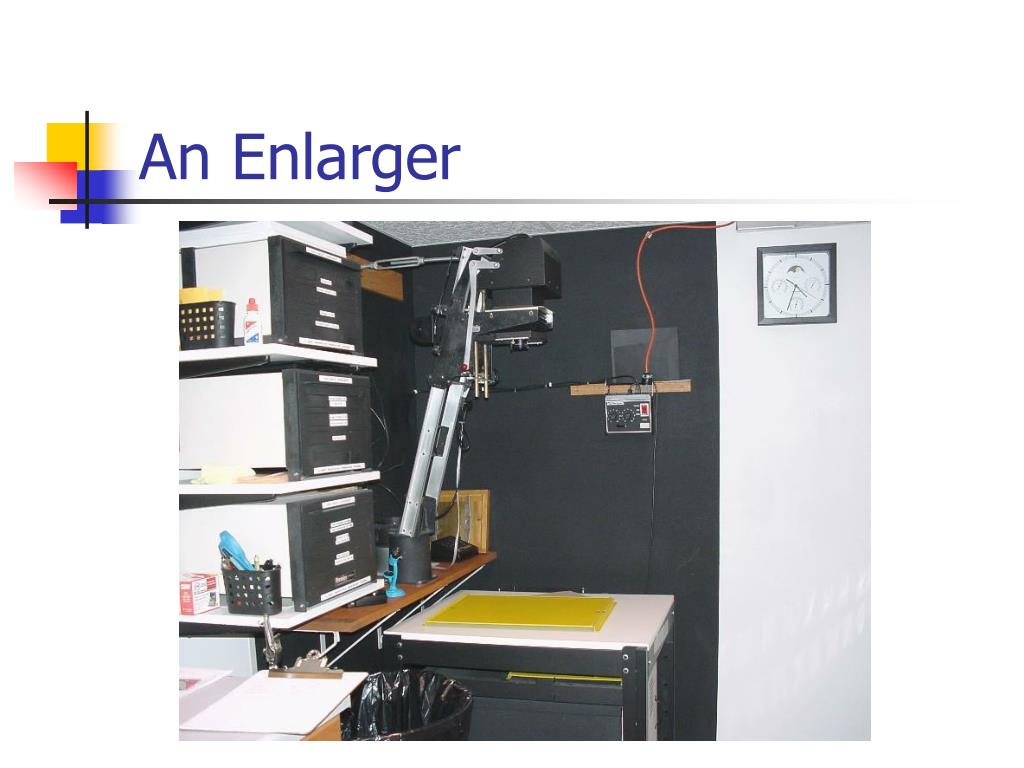 An Enlarger