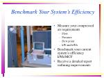 benchmark your system s efficiency6
