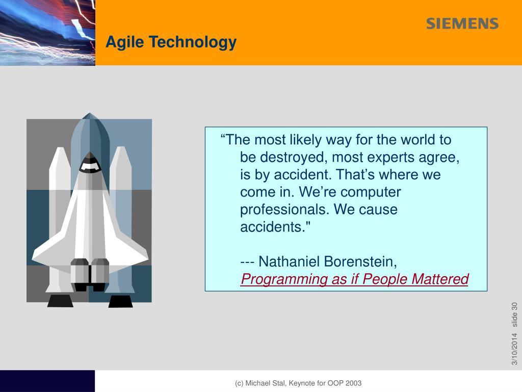 Agile Technology