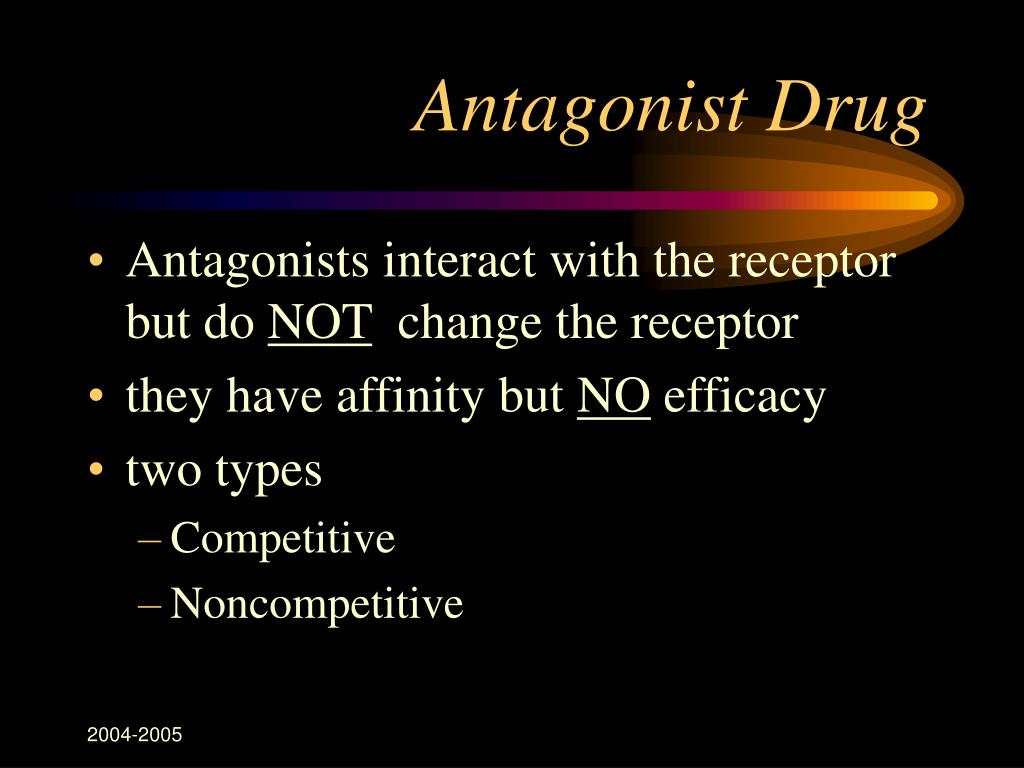 Antagonist Drug