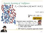 agnostic learning of halfspaces6