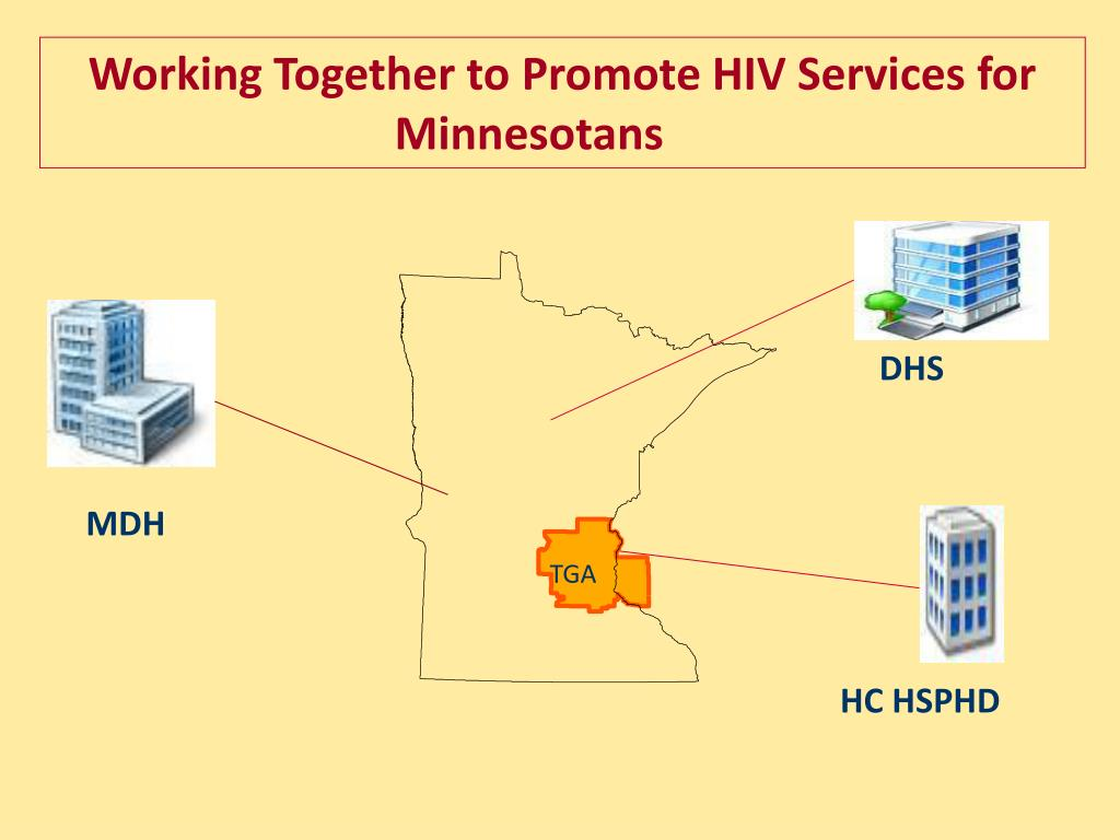 Working Together to Promote HIV Services for Minnesotans