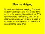 sleep and aging17