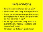 sleep and aging2