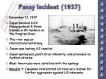 panay incident 1937