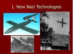 1 new nazi technologies