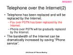 telephone over the internet 2