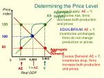determining the price level12