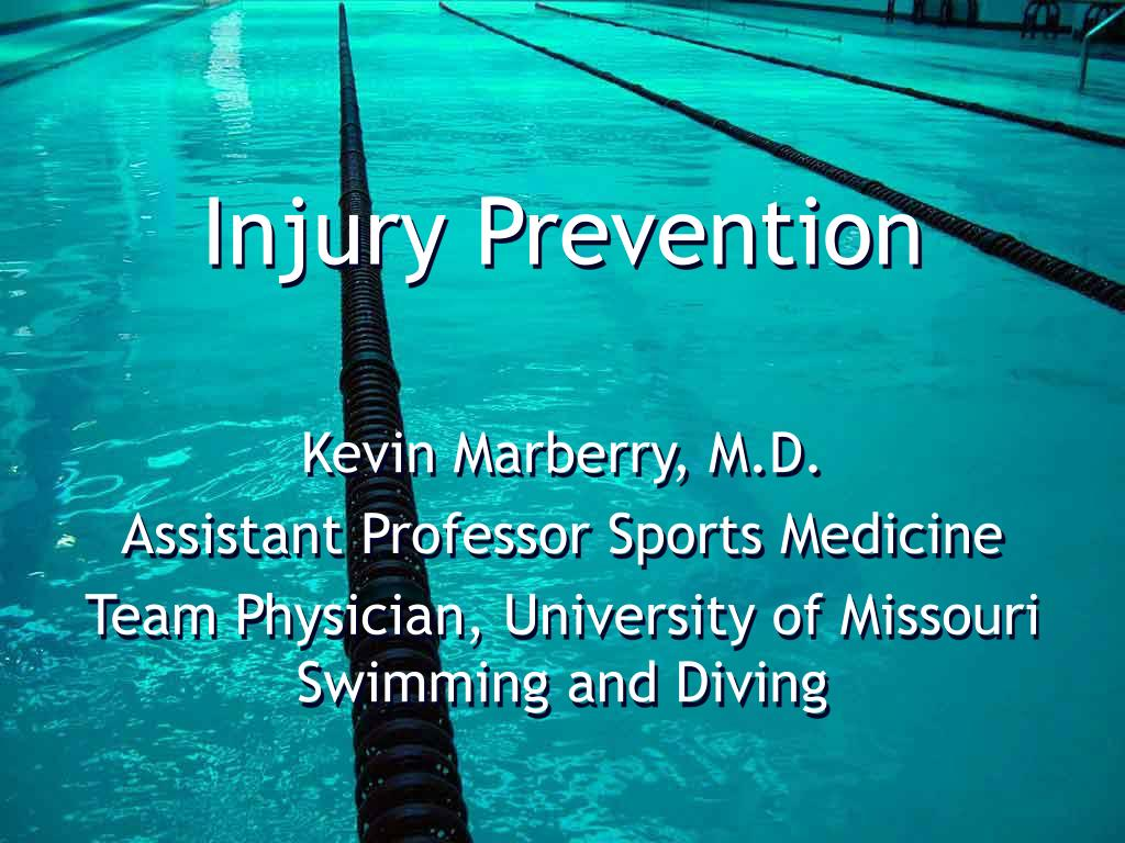 injury prevention l.