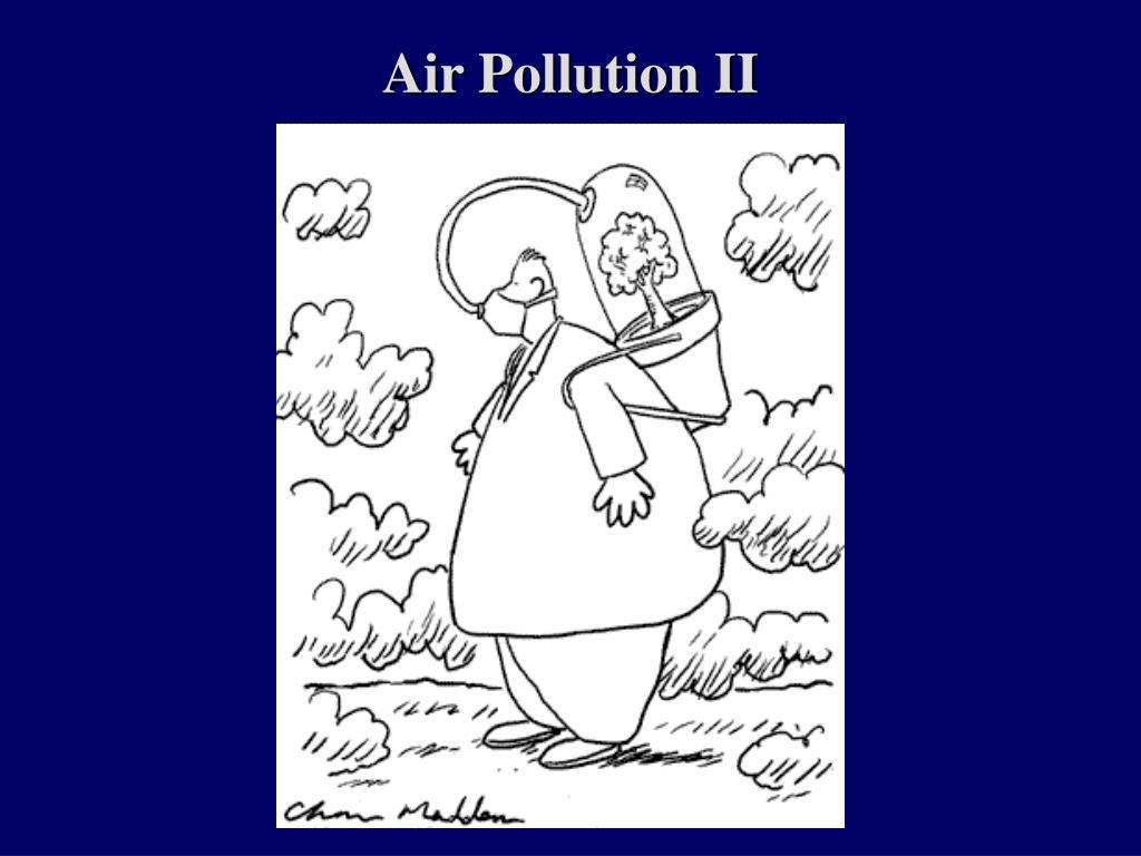 air pollution ii l.