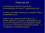 clean air act41