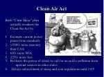clean air act42