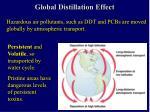 global distillation effect