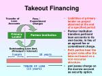 takeout financing