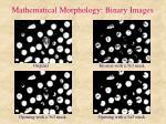 mathematical morphology binary images5
