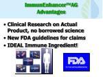 immunenhancer ag advantages31