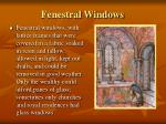 fenestral windows