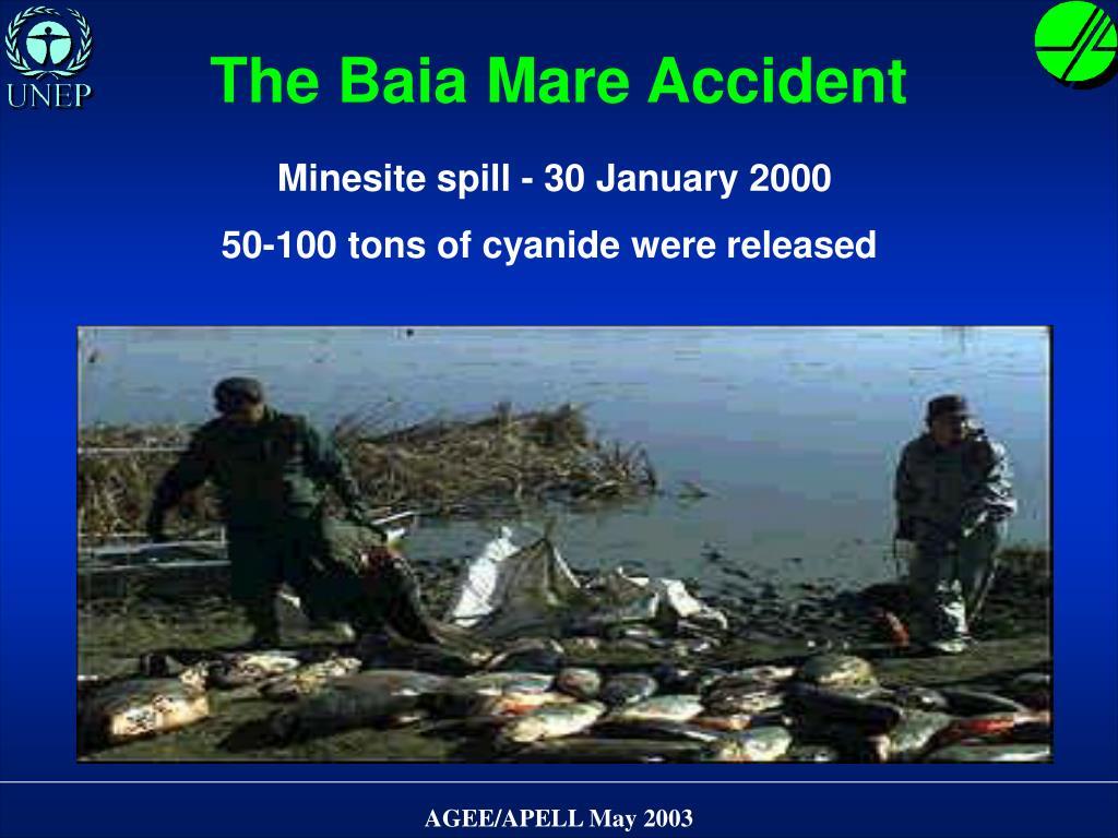 The Baia Mare Accident