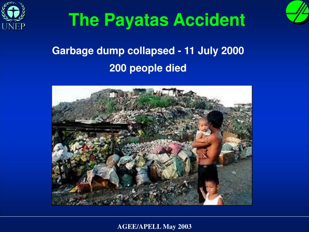 The Payatas Accident
