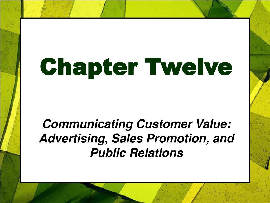 chapter twelve l.