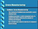 green manufacturing22