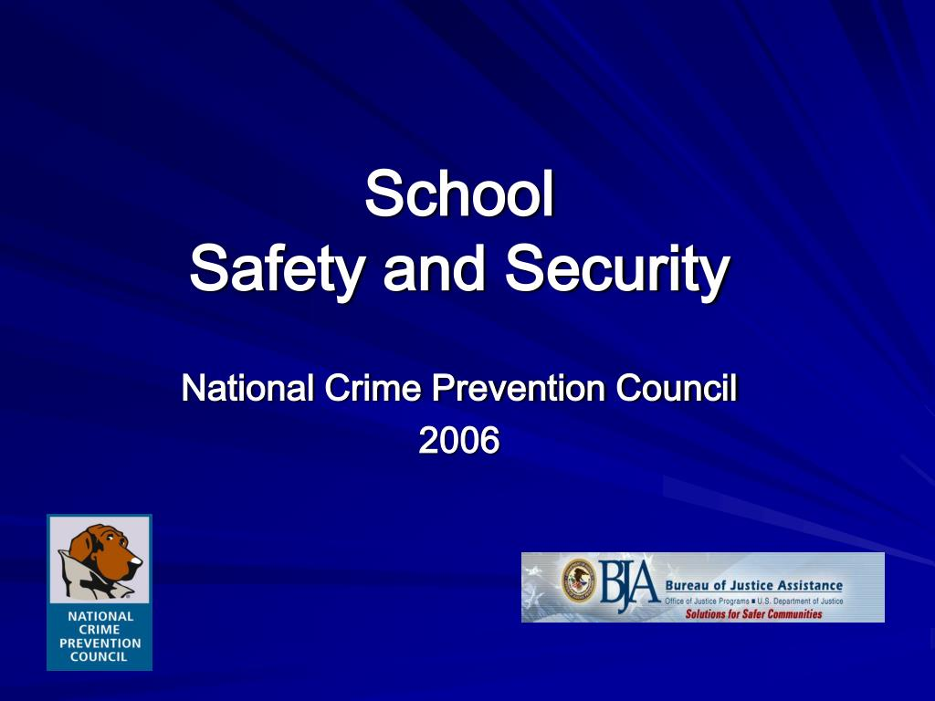school safety and security l.