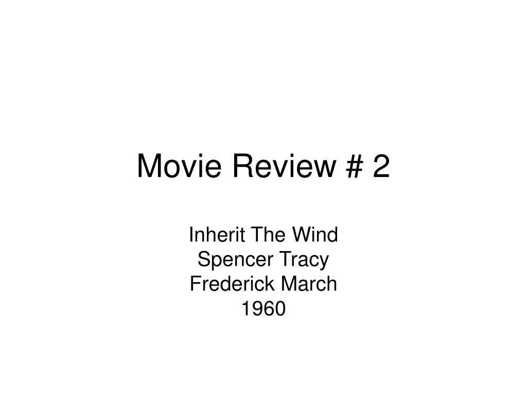 movie review 2 l.