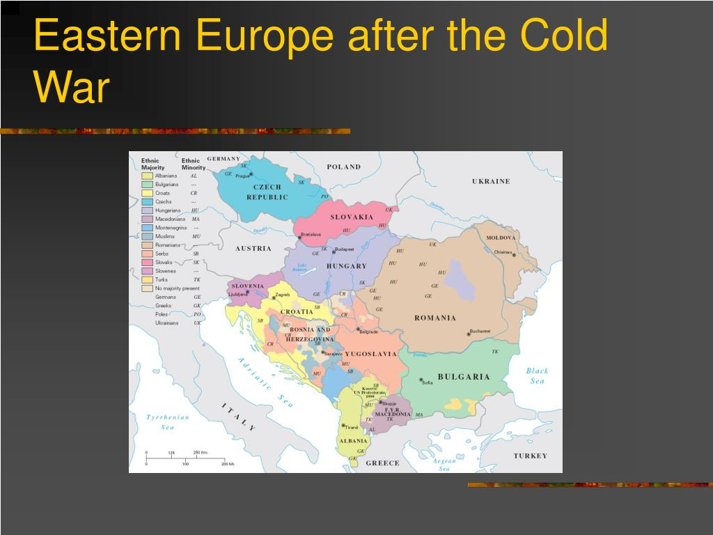 Eastern Europe after the Cold War