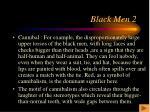 black men 238
