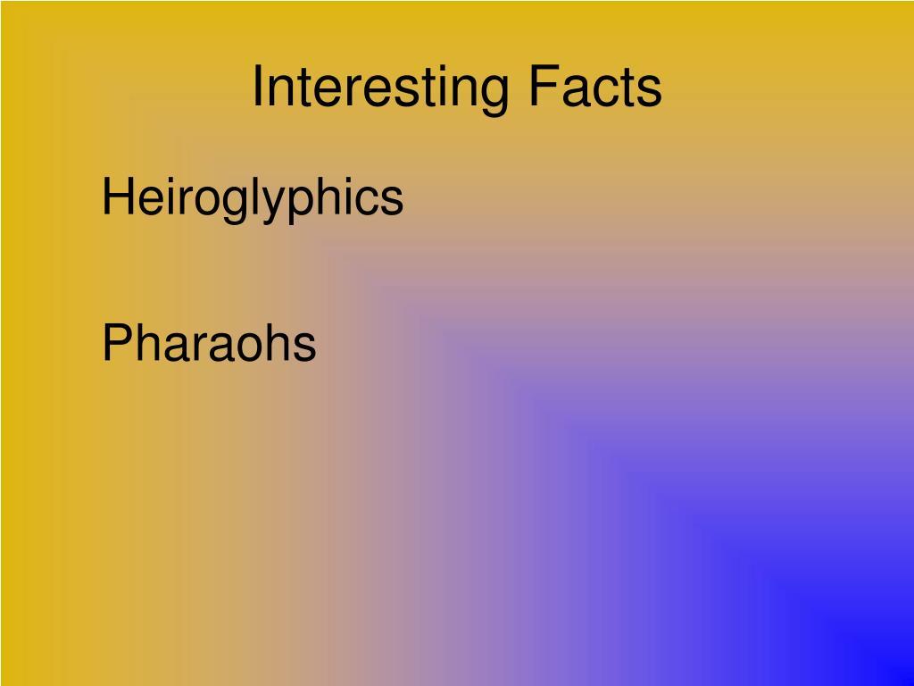 Heiroglyphics