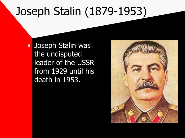 term paper on joseph stalin Tag: joseph stalin term paper example essay on joseph stalin some people think that adolf hitler was the most dreadful person in history, but joseph stalin even topped him killing tens of millions of people.