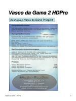 vasco da gama 2 hdpro7