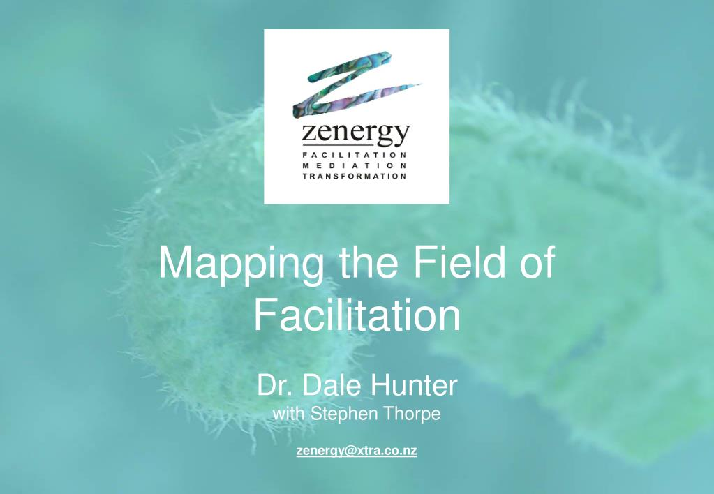 mapping the field of facilitation l.