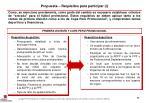 propuesta requisitos para participar i