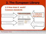 2 the european library3