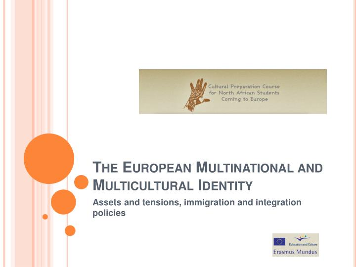 the european multinational and multicultural identity n.