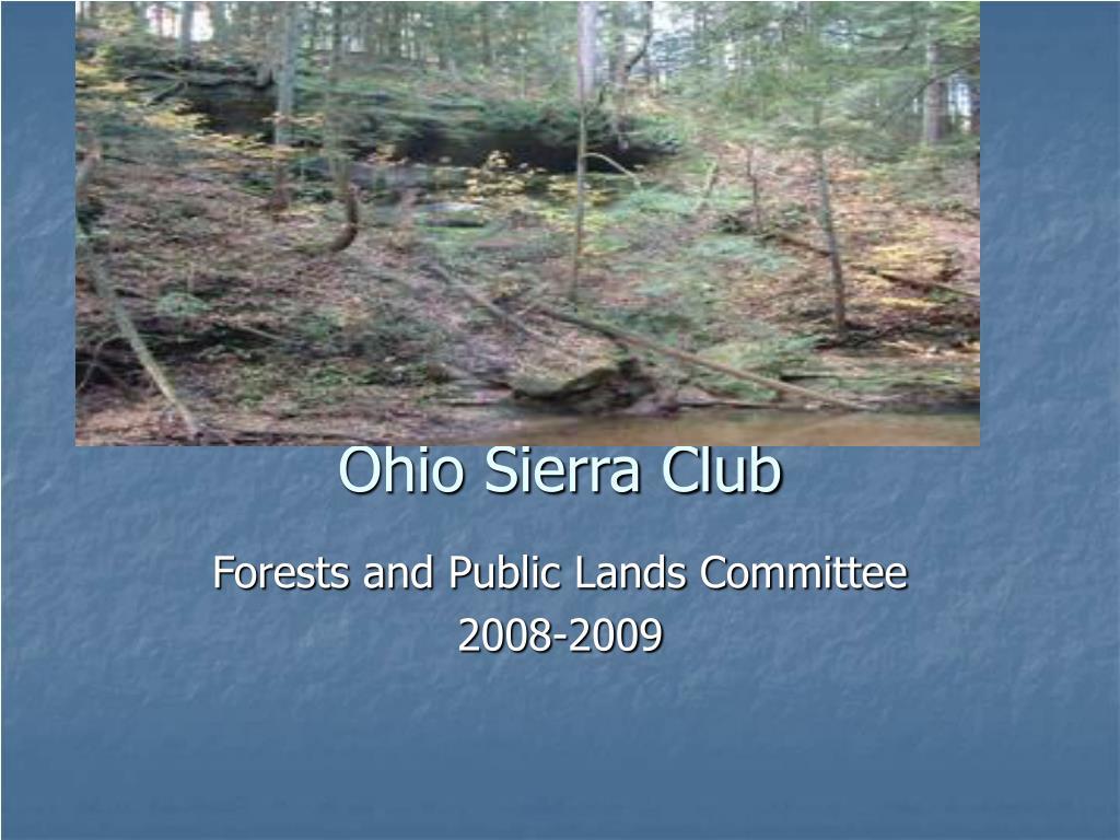 Ohio Sierra Club