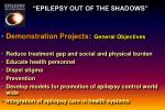 epilepsy out of the shadows10