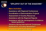 epilepsy out of the shadows7