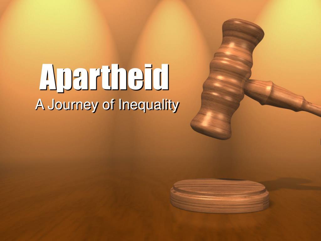 apartheid l.