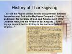 history of thanksgiving3