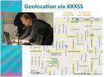 geolocation via xxxss64
