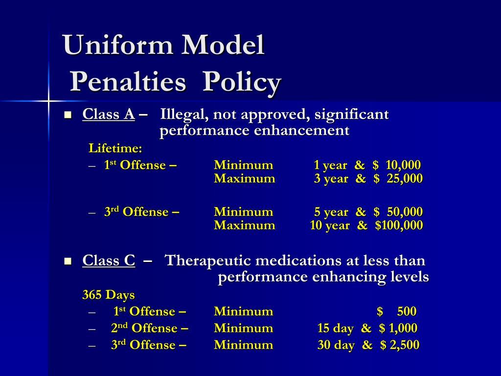 Uniform Model