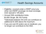 health savings accounts12
