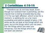 2 corinthians 4 16 18