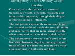 emergency of the divinity credit facility15